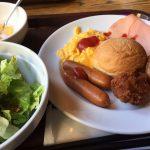 朝カフェ in 渋谷 パブリックハウス